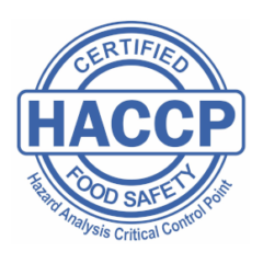 Immersion Tanks and Cleaning Chemicals HACCP Food safety certification